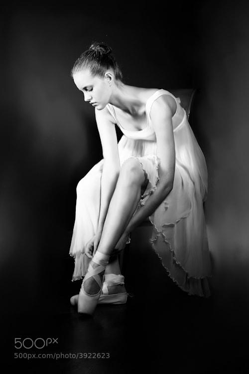 Photograph Ballerina by Alex Dylikowski on 500px