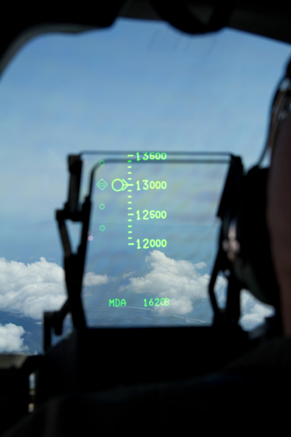 Photograph C-17 Globemaster III HUD by Travis Miller on 500px