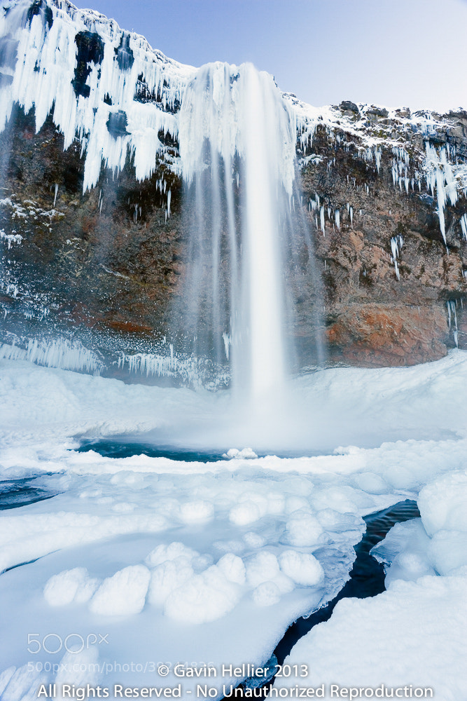 Photograph Iceland, Seljalandfoss Falls, waterfall and cliff by Gavin Hellier on 500px
