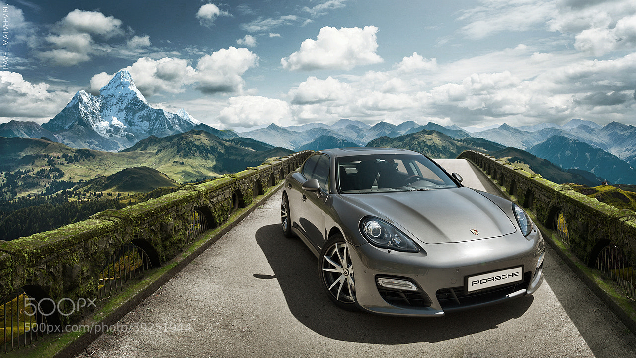 Photograph Porsche by Pavel Matveev on 500px