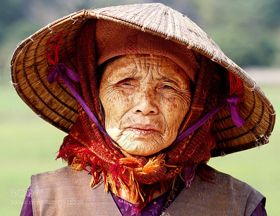 Faces of vietnam III by Raul Radiga (radiga) on 500px.com