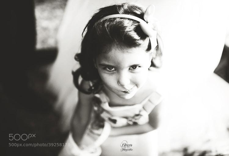Photograph Bridesmaid by Manuel Orero on 500px