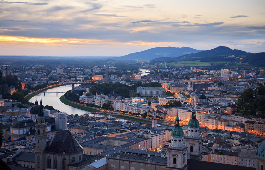 Photograph Salzburg by Sung Chul Park on 500px