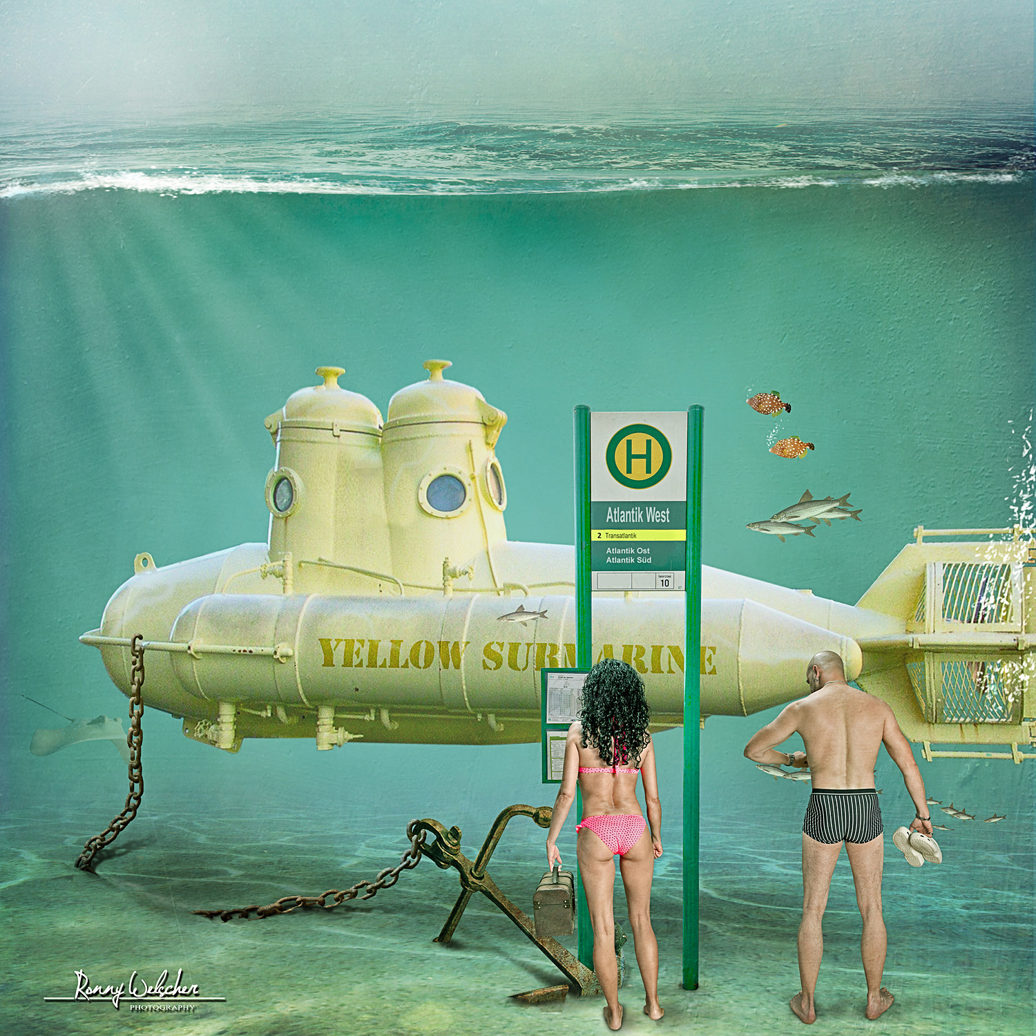 Photograph we are living in the yellow submarine by Ronny Welscher on 500px