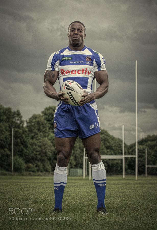 Photograph Rob Worrincy - Halifax Rugby League by Glyn Dewis on 500px