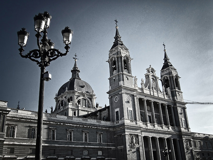Photograph Almudena Cathedral by Miloš Marković on 500px