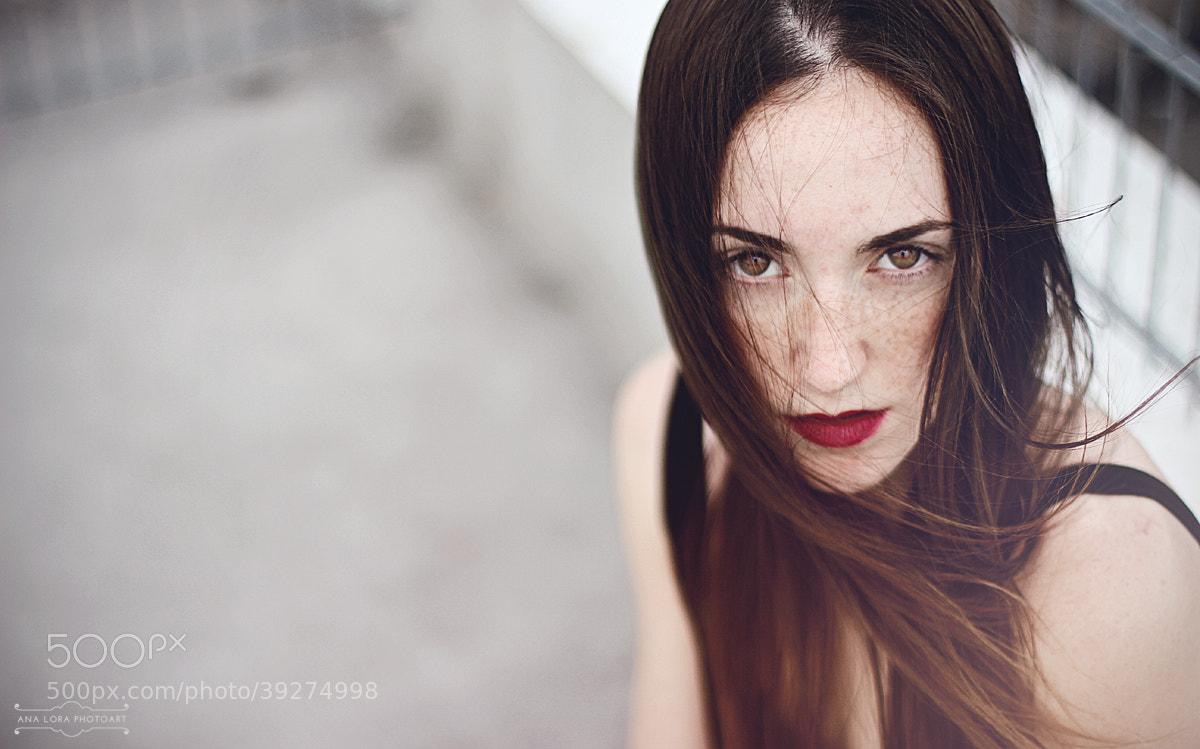 Photograph Lisa by Ana Lora Photoart on 500px