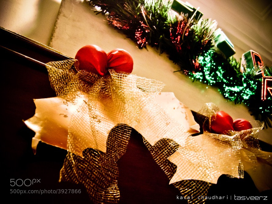 Photograph Christmas Decor by Kaval Chaudhari on 500px