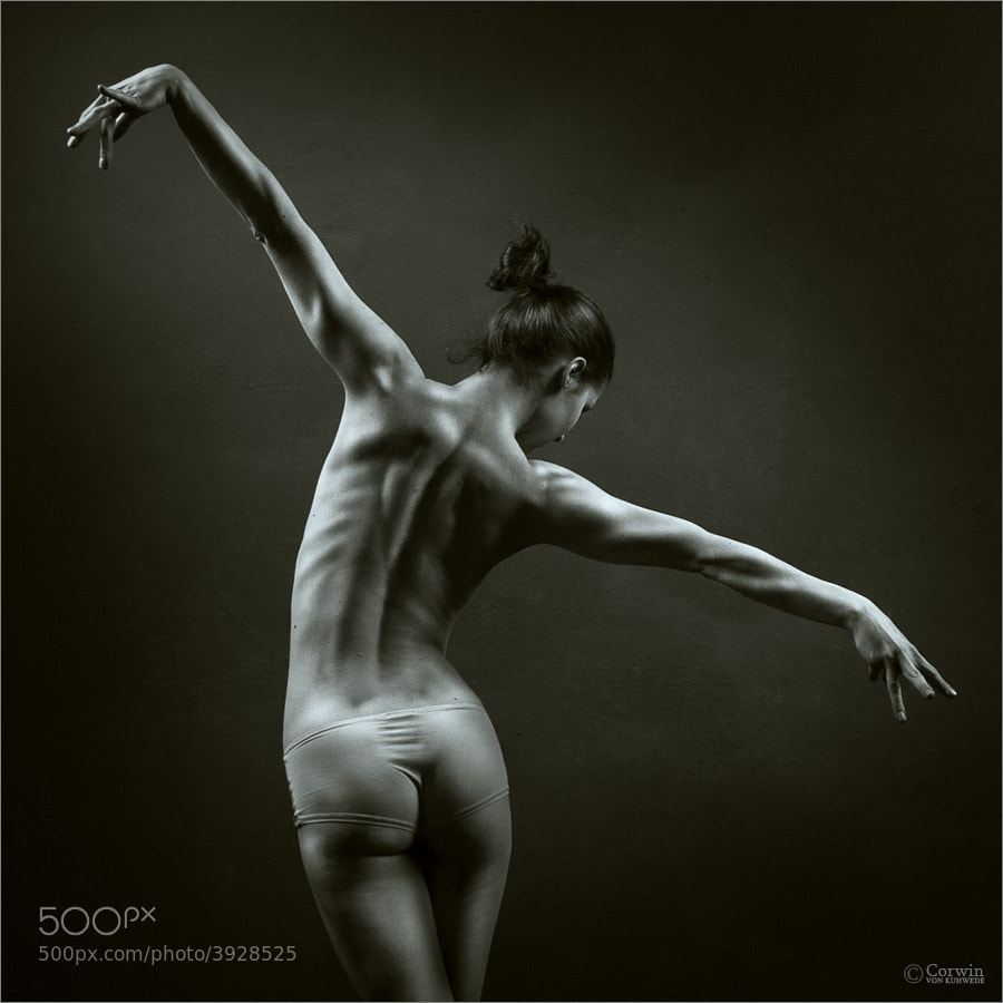dance photo - the swan by Corwin von Kuhwede
