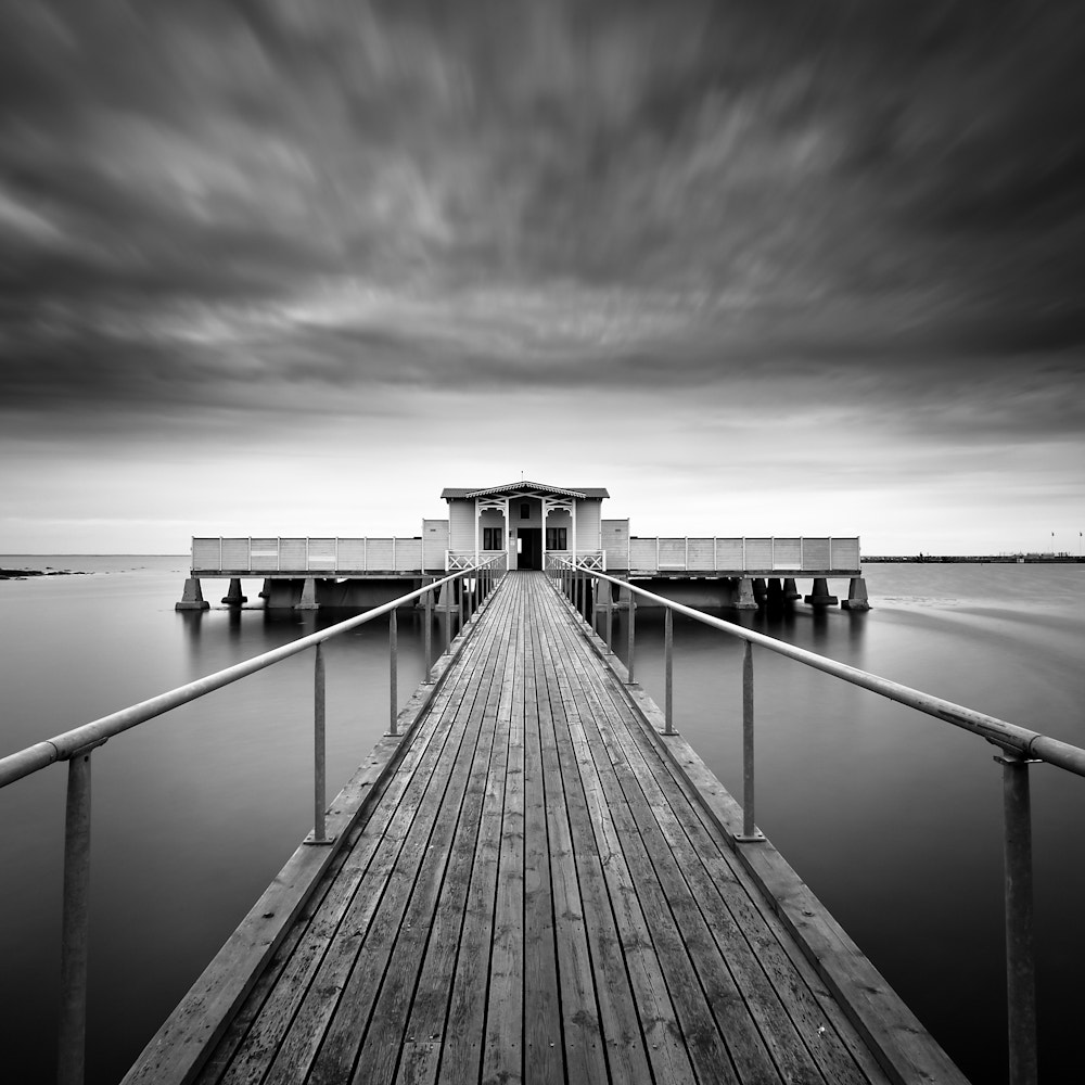 Photograph Borgholms Kallbadhus.. by Peter Levi on 500px