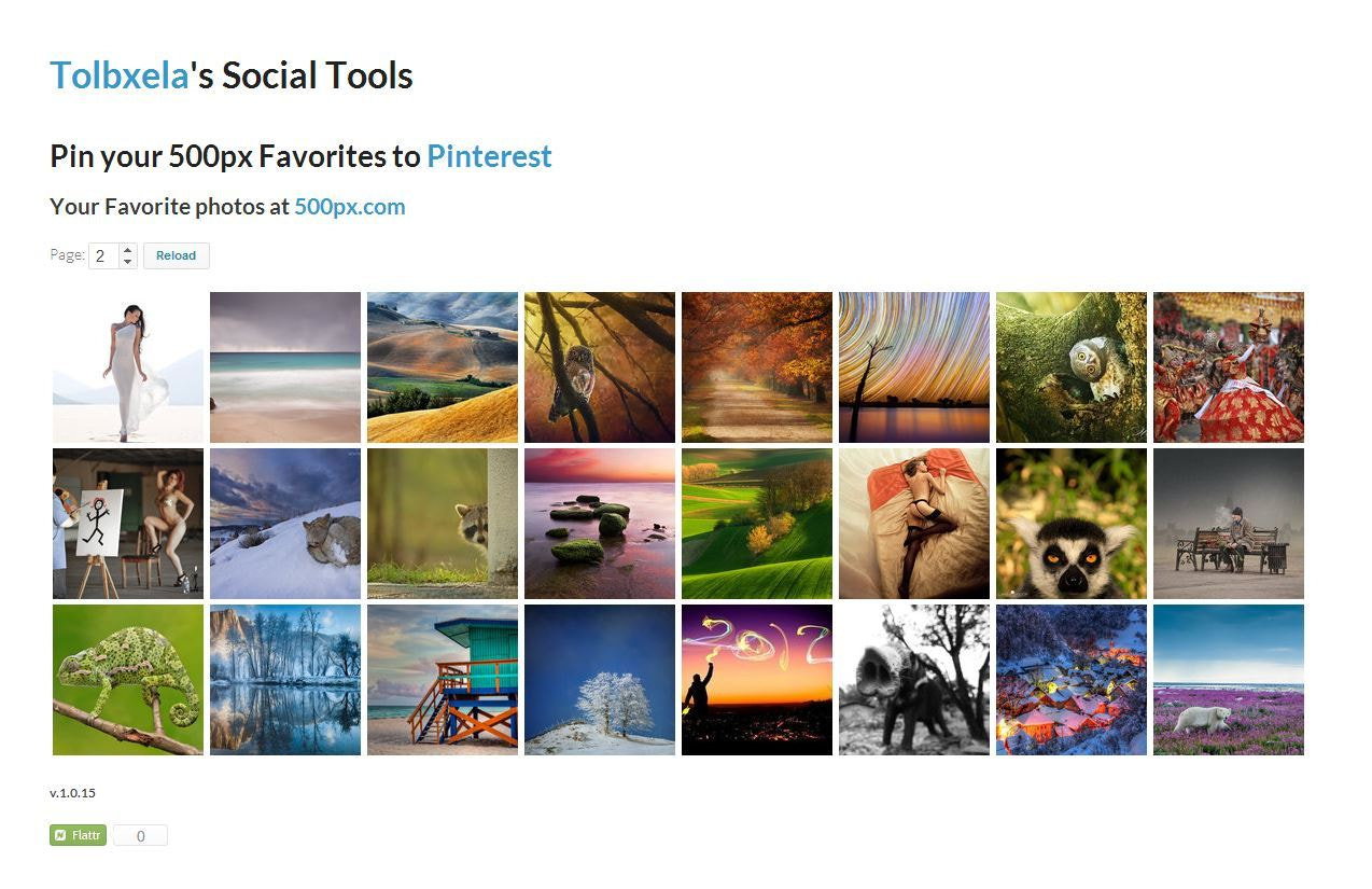 Photograph Tolbxela's Social Tools by Tolbxela Bot on 500px