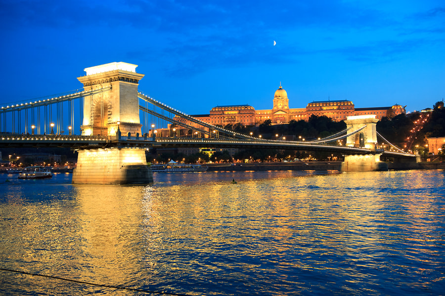 Photograph Night of Budapest by Sung Chul Park on 500px