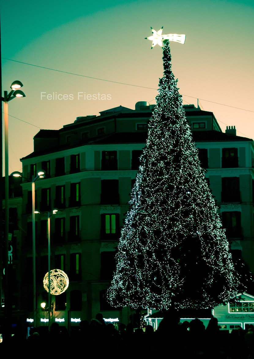 Photograph Christmas @ Madrid  by Manuel FromMadrid on 500px