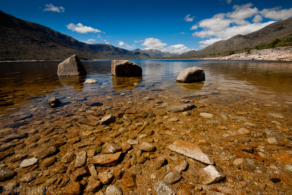 Photograph Loch Cluanie by damianope  on 500px
