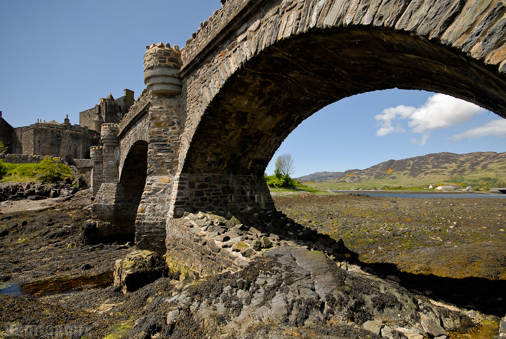 Photograph Eilean Donan Castle by damianope  on 500px