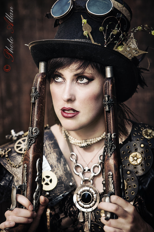 Photograph Steampunk by Allan Riedel on 500px
