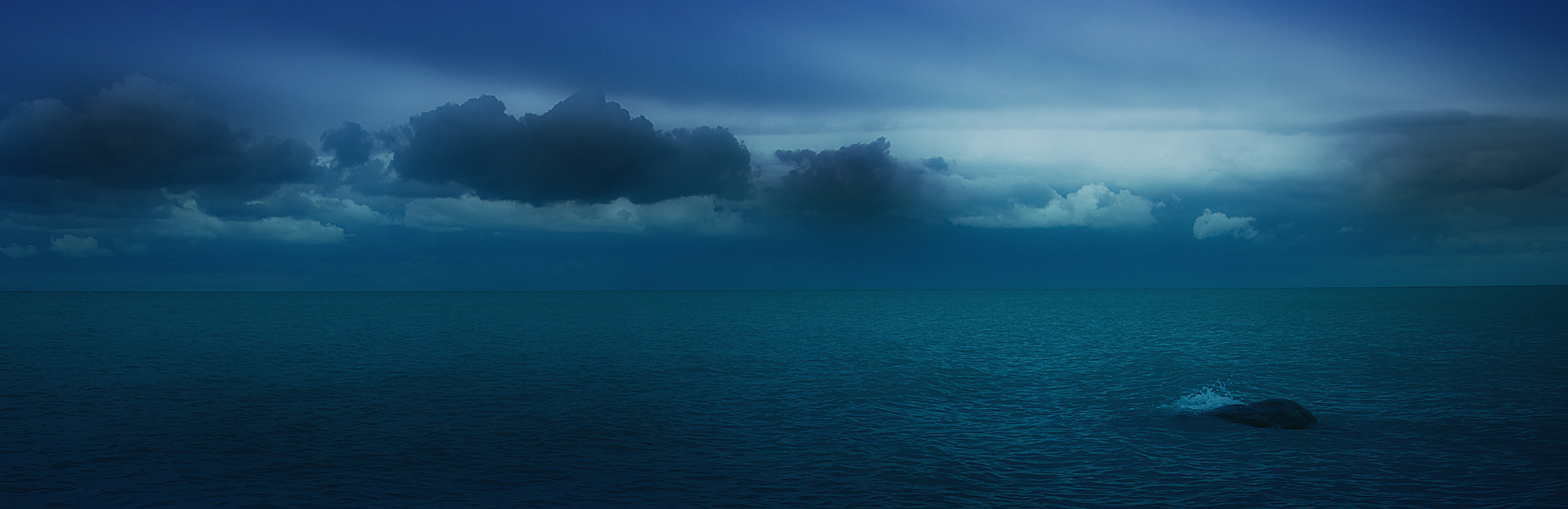 Photograph Deep Blue by jimmy brown on 500px
