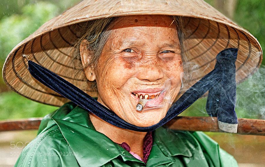 Face of Vietnam II by Raul Radiga (radiga) on 500px.com