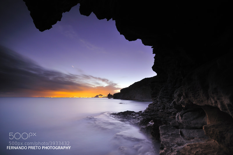 Photograph The Cave by Fernando Prieto on 500px