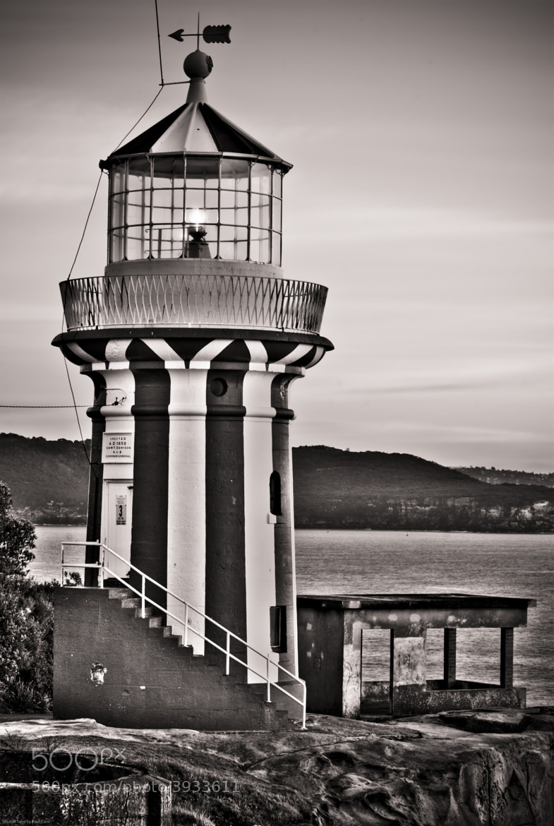 Photograph The Lighthouse Series: Erected A.D. 1858 by Paul Cons on 500px