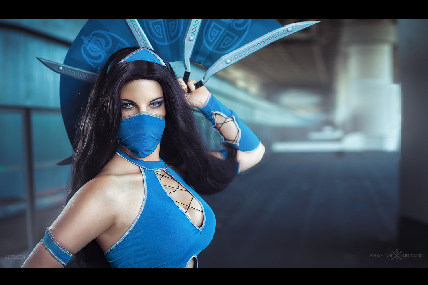 Photograph Mortal Kombat: Kitana by Alexander Turchanin on 500px