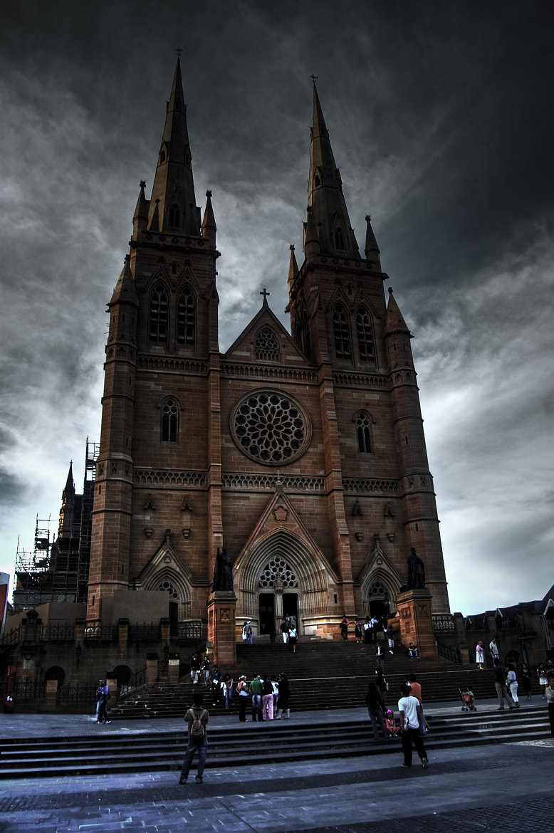Photograph The Cathedral by Paul Cons on 500px
