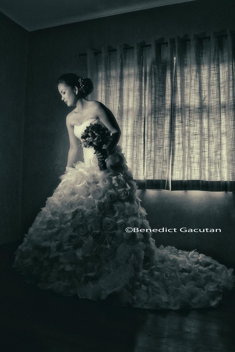 Photograph The Bride by Benedict  Gacutan on 500px
