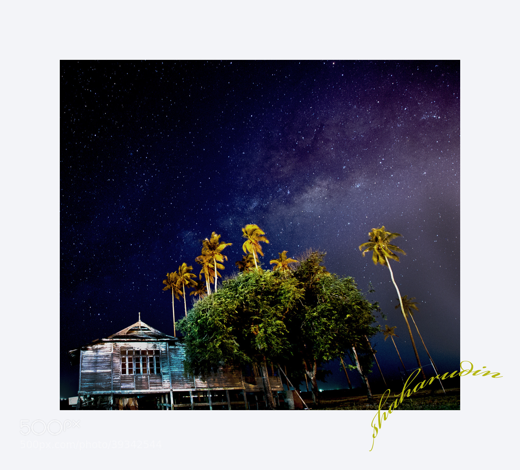 Photograph Milky Way by Shaharudin Abdullah on 500px