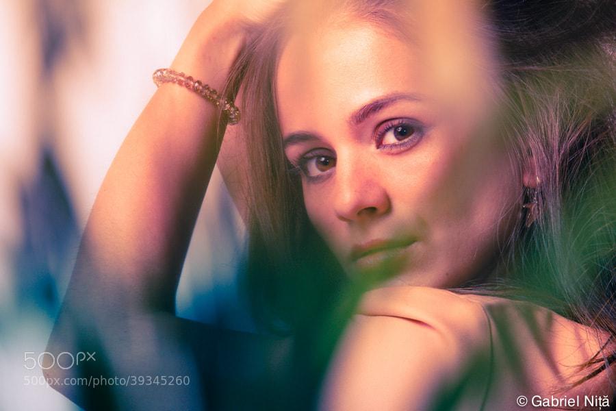 Photograph The hidden portrait by Gabriel Niță on 500px