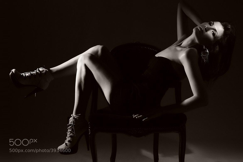 Photograph Alexandra by Alexandra Stancu on 500px
