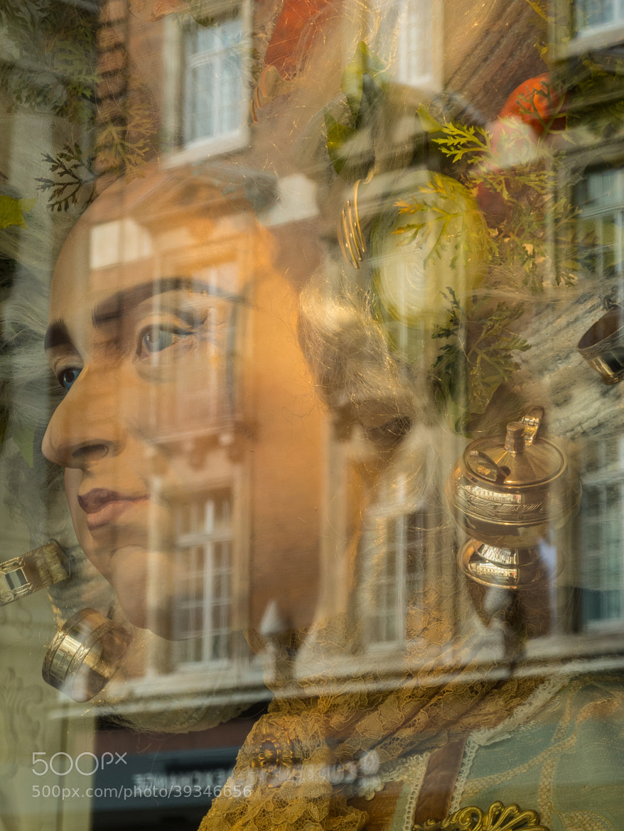 Photograph A Face at the Window by Chris Hamilton on 500px
