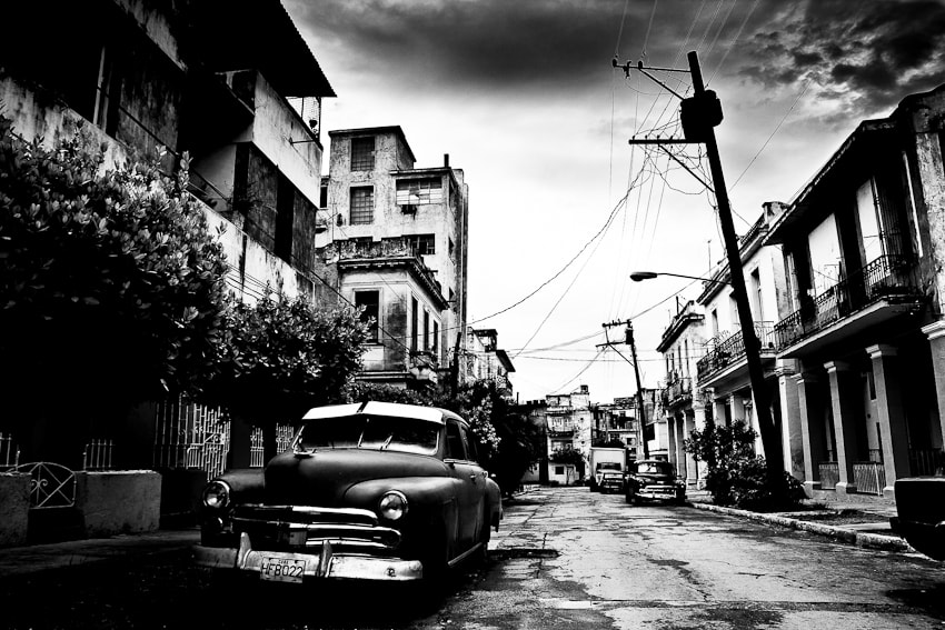 Photograph Cuban Streetview by Roland Willinger on 500px