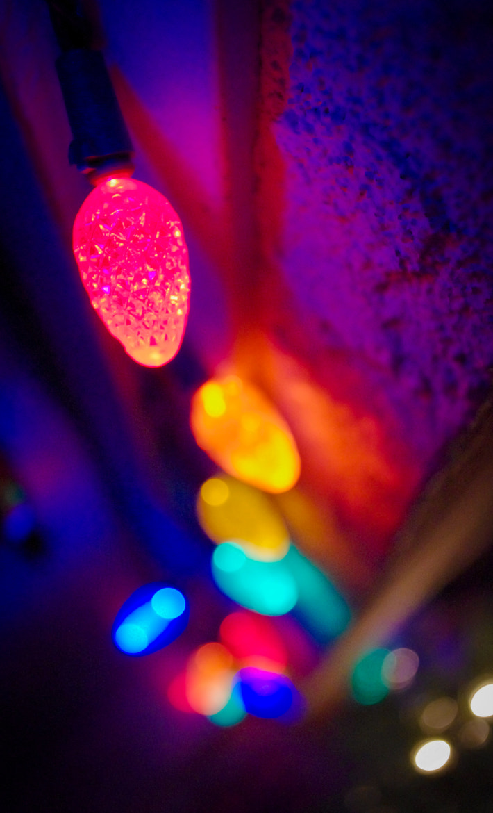 Photograph Colorful Lights by Jherell Rabanal on 500px