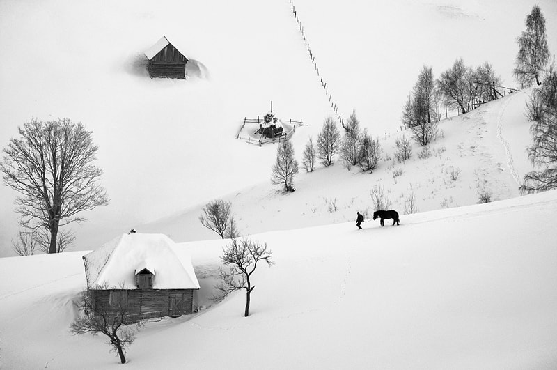Photograph Winter story by Cornel Pufan on 500px