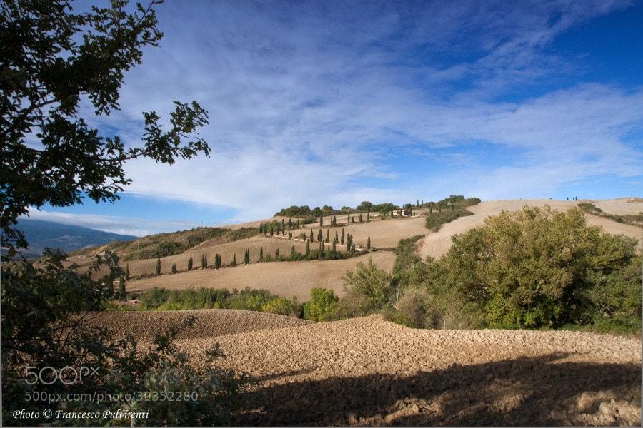 Photograph Castelluccio Val d'Orcia-Toscana by Francesco Pulvirenti on 500px