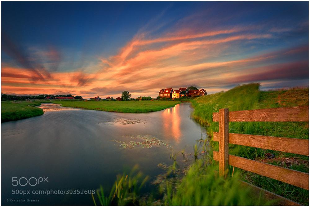 Photograph Marken | Netherlands by Christian Bothner on 500px