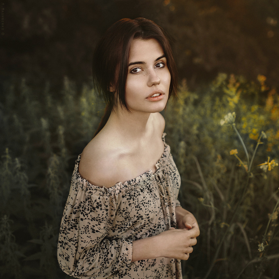 Photograph Ksenia by Maksim Mashnenko on 500px