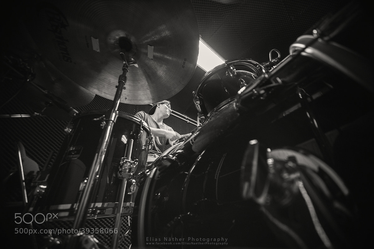 Photograph Drums by Elias Näther on 500px