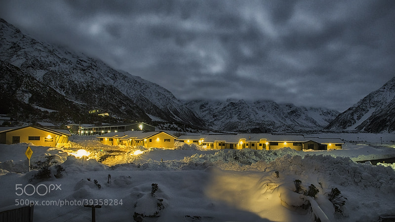 Photograph mount cook  by perisherblue  on 500px