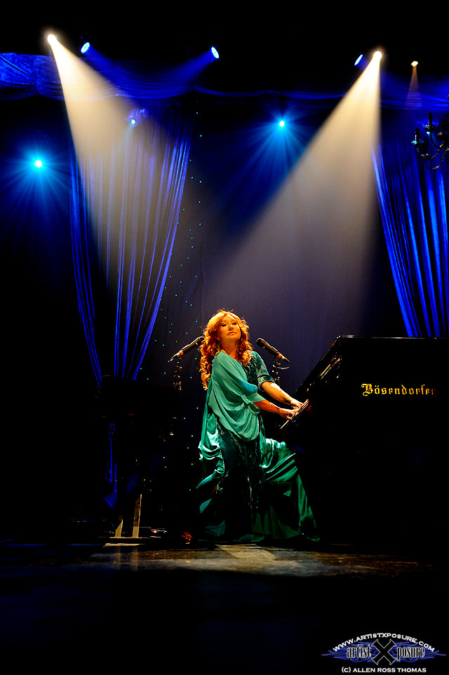Photograph Tori Amos by Allen Ross Thomas on 500px