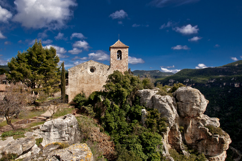 Photograph Siurana by Ramon Barrufet on 500px
