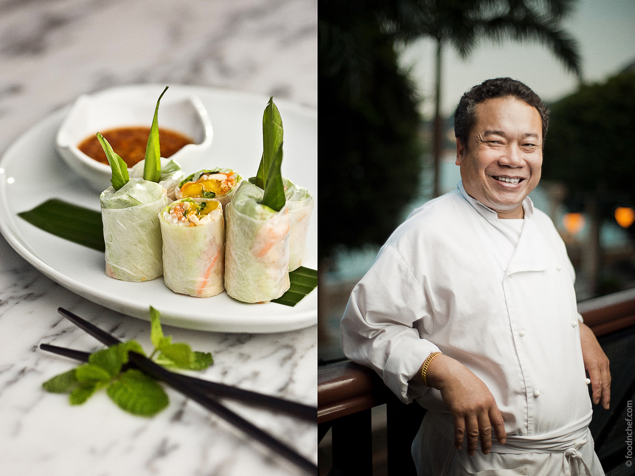 Photograph KRAJANG Thongjan. Chef of Saigon at Stanley by Food & Chef International Project  on 500px