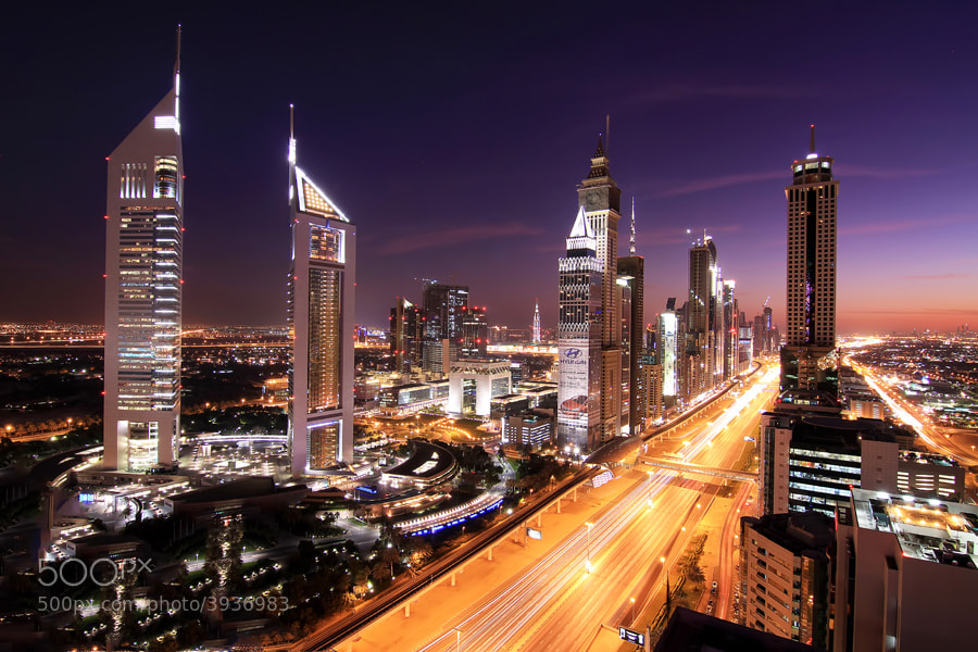 Photograph Jumeirah Emirates Towers - Dubai by Eugene Santos on 500px