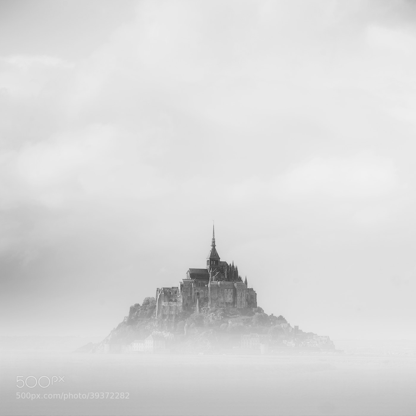 Photograph Mont Saint Michel by Andy Lee on 500px