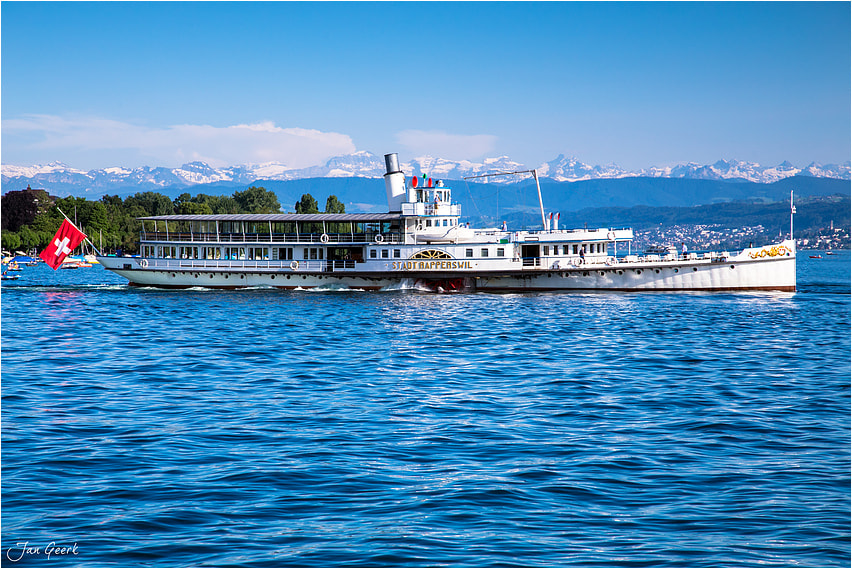 Photograph Picture Postcards from Zürich by Jan Geerk on 500px