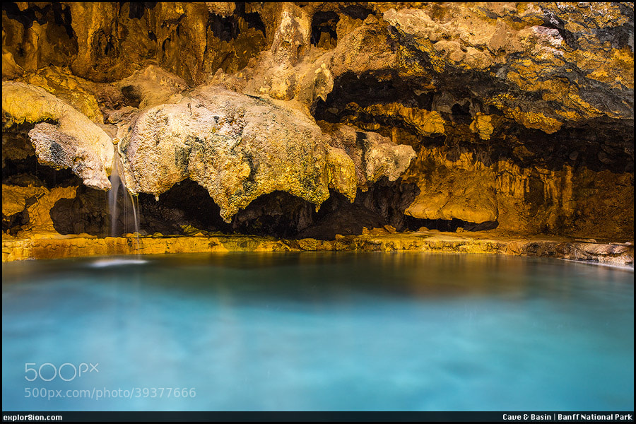 Photograph Cave & Basin by Vern Dewit on 500px