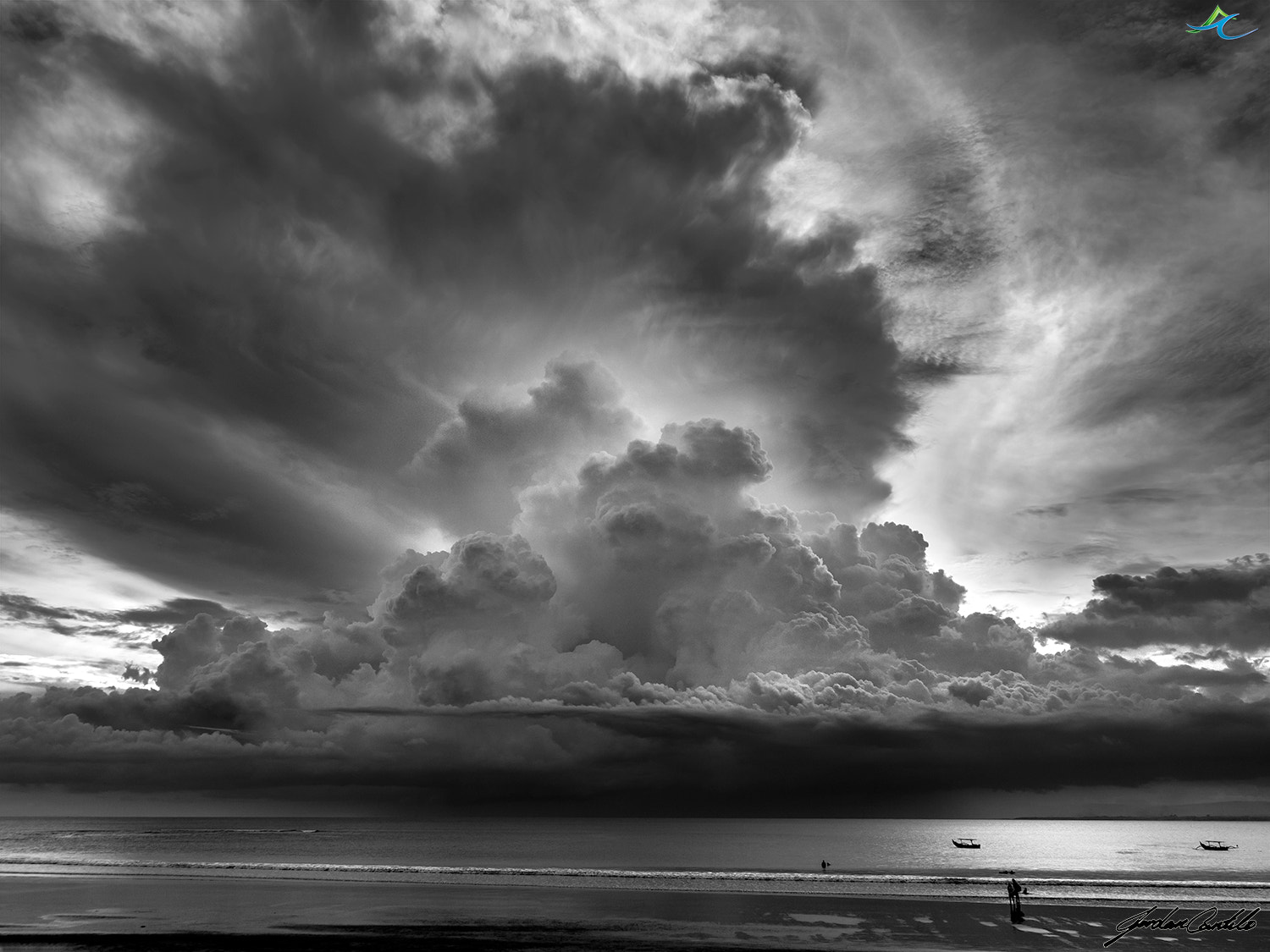 Photograph Tropical Storms in Bali by Jordan  Cantelo on 500px