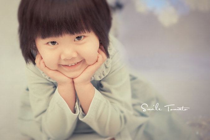 Photograph Warm smile by Fiona Yang on 500px