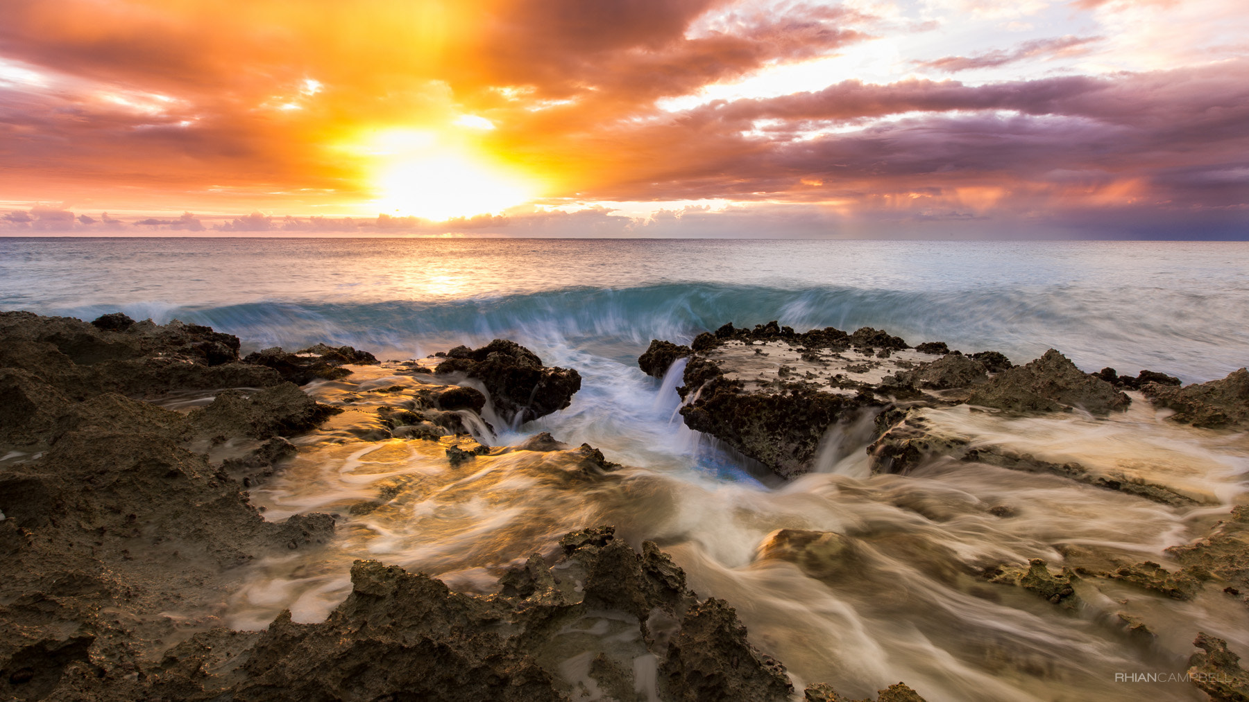 Photograph Hole in the Earth by Rhian Campbell on 500px