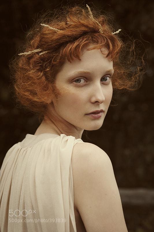 Photograph Anna by Natalia Ilina on 500px